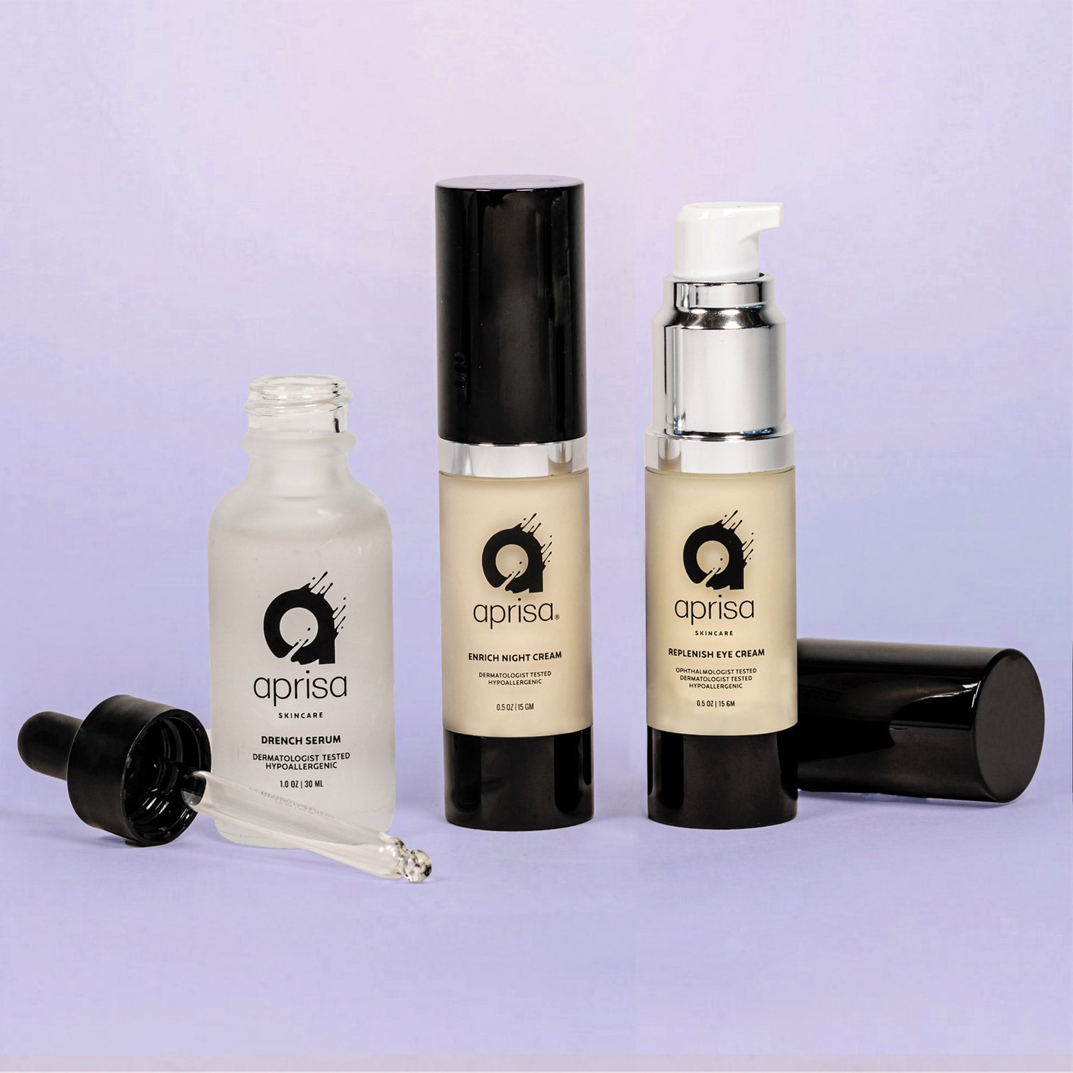 APRISA® NIGHTLY Hydration Trio