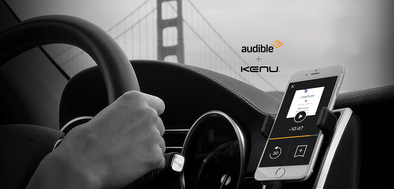 Kenu and Audible Team Up to Give Customers Free Audio Books