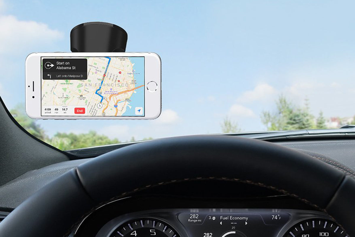 Kenu Airbase Magnetic Car Suction Mount Dashboard Windshield Mount iPhone Samsung Cell Phone Car Holder