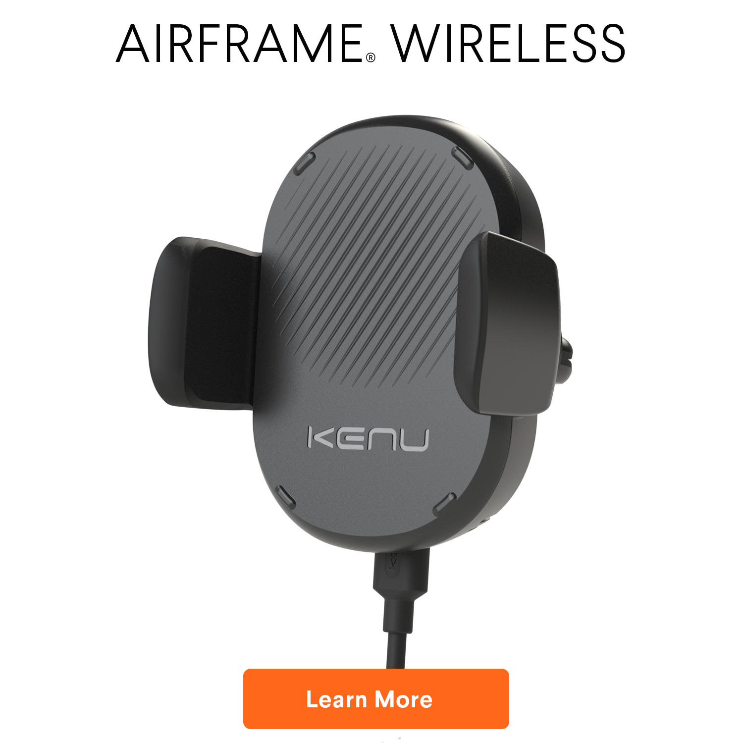 Airframe Wireless | Fast Charging Vent Mount