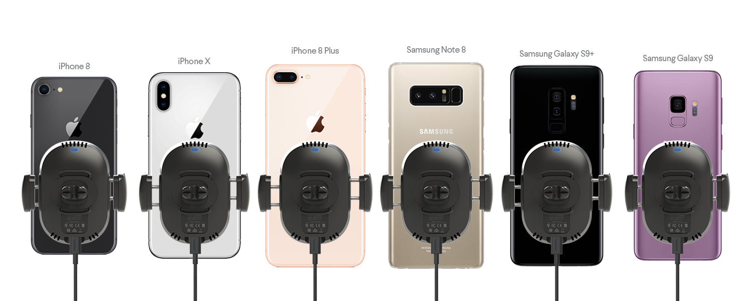 Airframe Wireless Compatible Phones iPhone Samsung Galaxy