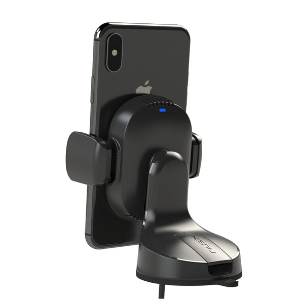 Airbase Wireless | Fast-Charging Suction Mount | Qi-Wireless