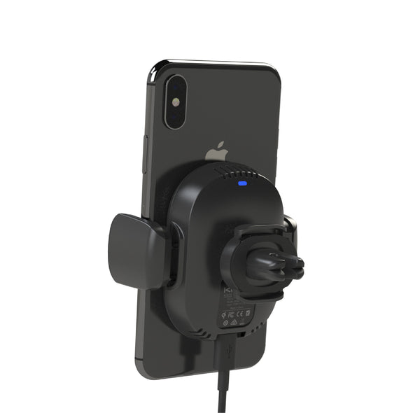 Airframe Wireless | Fast-Charging Vent Mount | Qi-Wireless