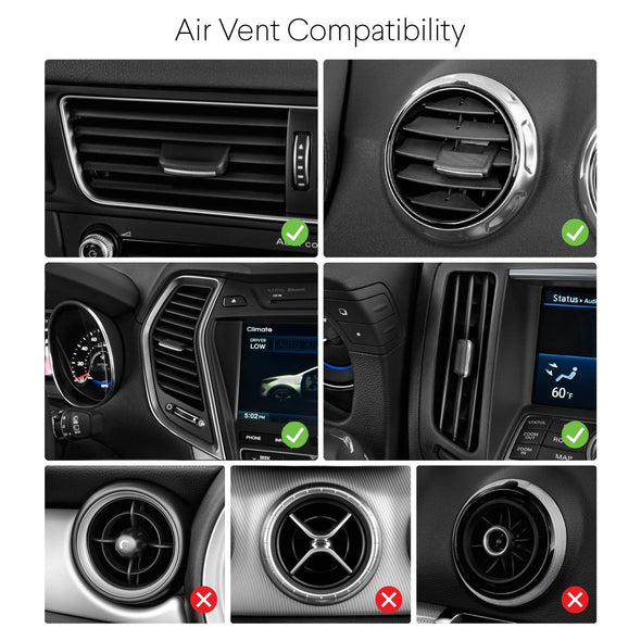 Airframe Original | Compact Vent Mount | Small to Medium Phones