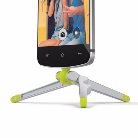 Stance Compact Tripod & Bottle Opener for Micro-USB Phones