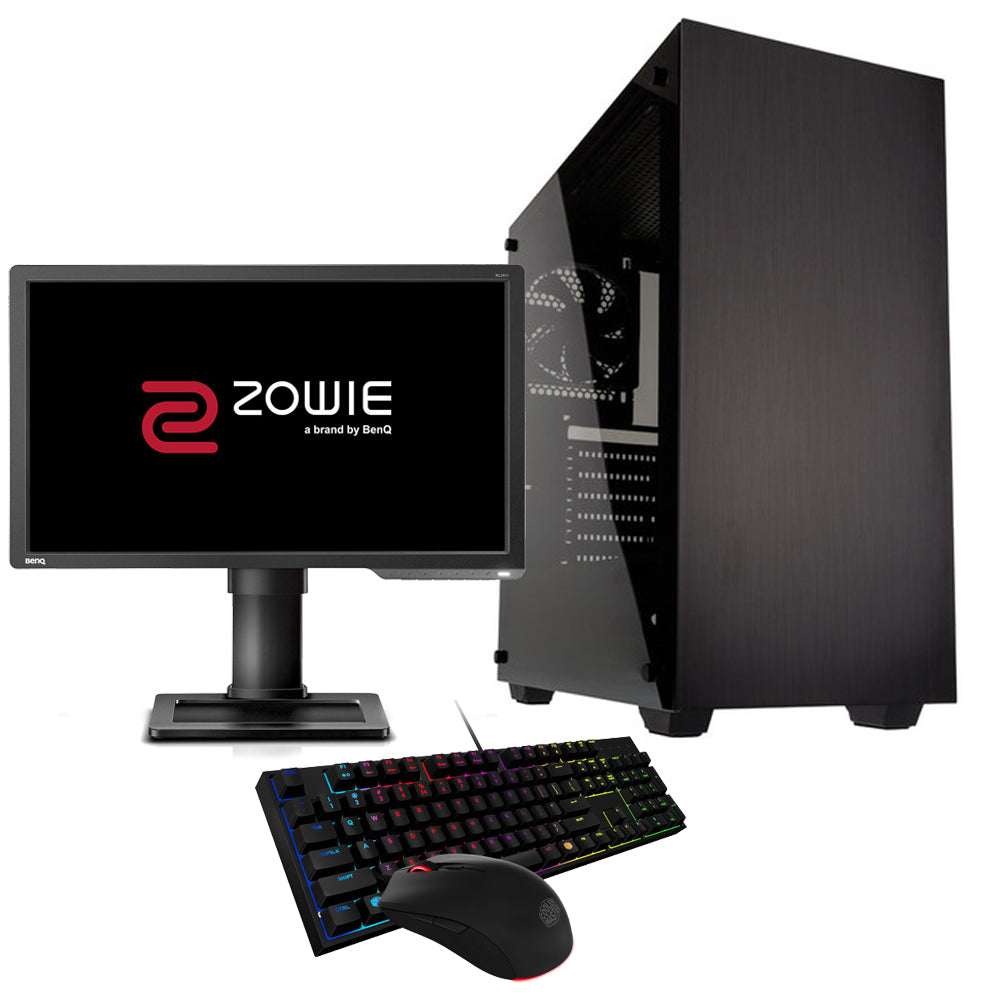 Pack Gaming 144Hz - Intel Core i5-DDR4 16Go-GTX 1660Ti-SSD 1To