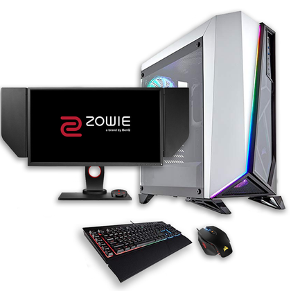 Pack Gaming ESPORT 240Hz - Intel Core i5-DDR4 16Go-RTX 2080-SSD 1To