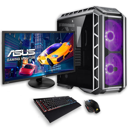 Pack Gaming 4k GSYNC - Ryzen 7 2700X-DDR4 32Go-RTX 2080-SSD 1To-SSD 500Go