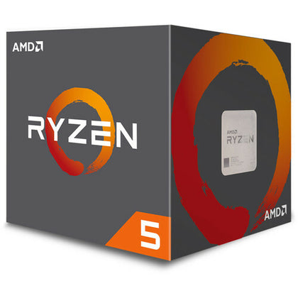 AMD Ryzen 5 2600X (3.6 GHz)
