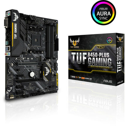 Asus TUF B450 PLUS GAMING