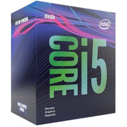 Intel Core i5-9400F (2.9 GHz)