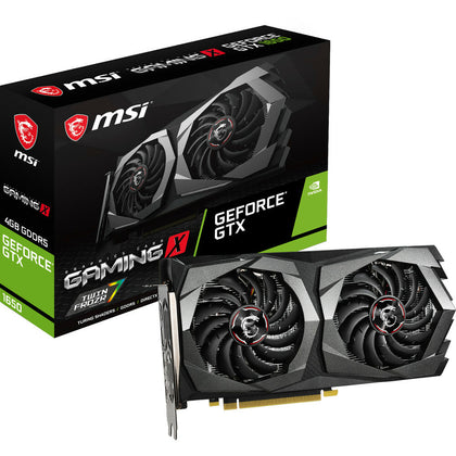 MSI GeForce GTX 1650 GAMING X 4Go