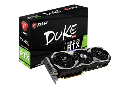 MSI GeForce RTX 2080 DUKE 8Go