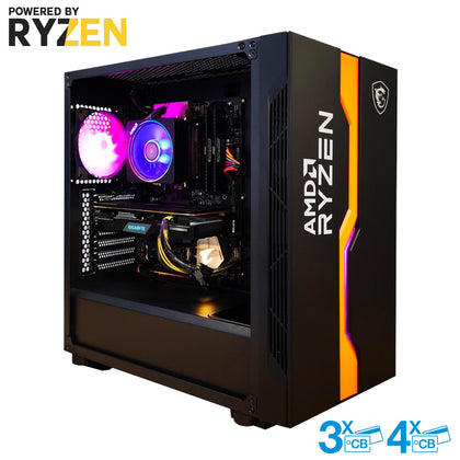 Powered By RYZEN