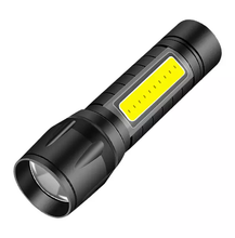 Load image into Gallery viewer, BodLED Rechargeable Mini Flashlight with Desk Lamp