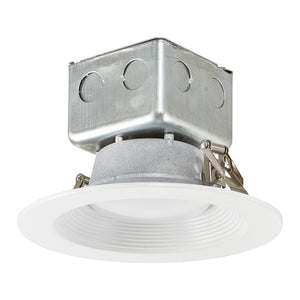 LED RETROFIT DOWNLIGHT ROUND WITH JUNCTION BOX