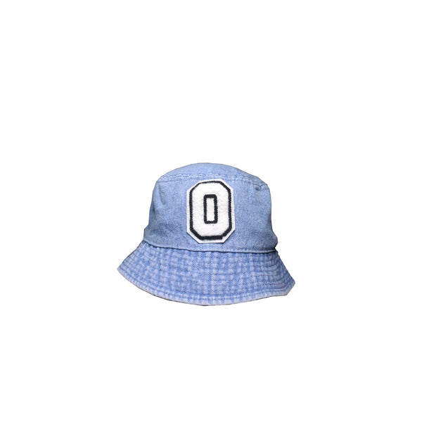 OTW Signature Bucket Hat (Light Blue Denim) - OTW Threads denim streetwear