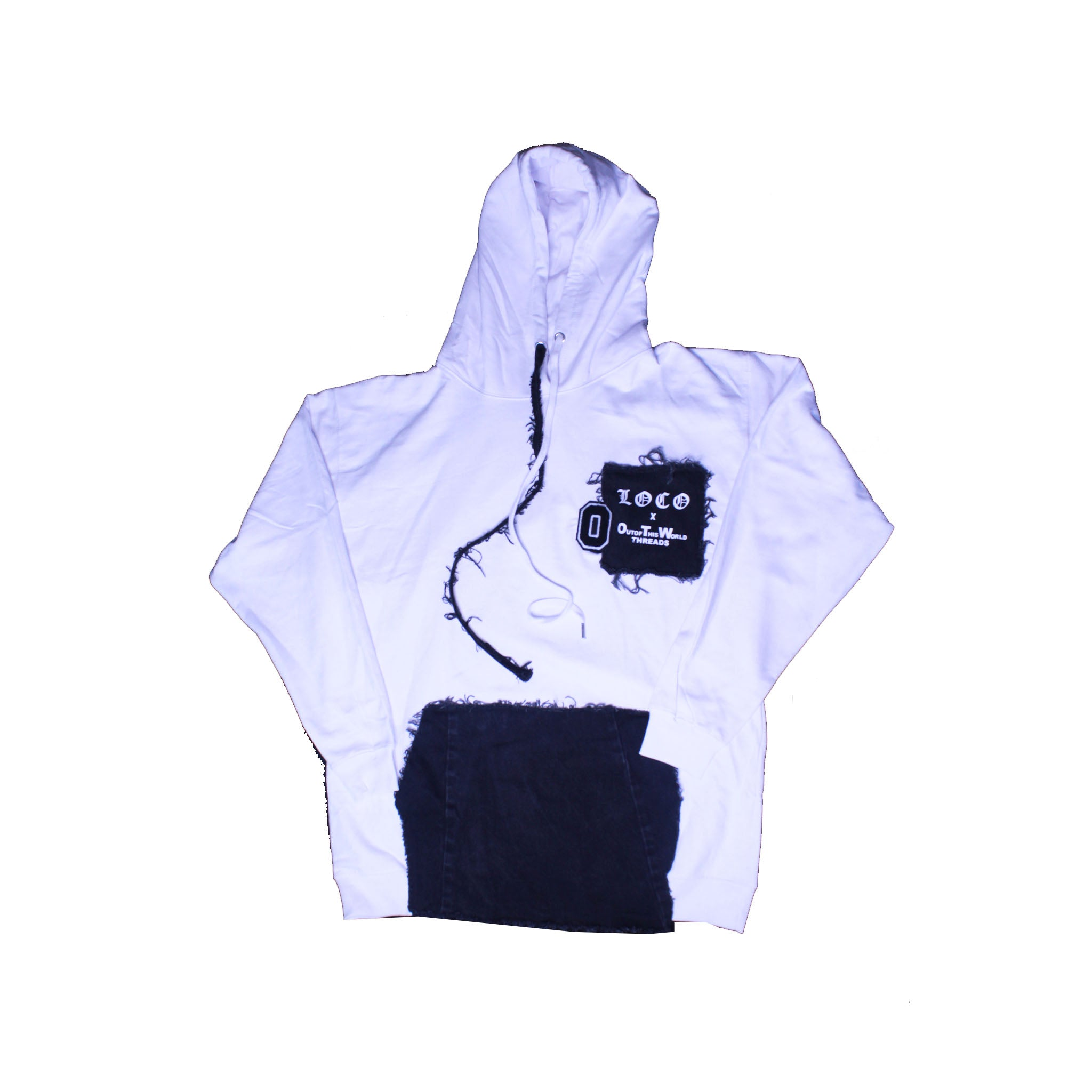 Loco Out of This World Hoodie (White)