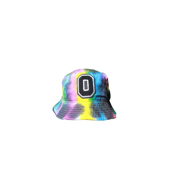 OTW Galaxy Tie-Dye Bucket Hat - OTW Threads denim streetwear