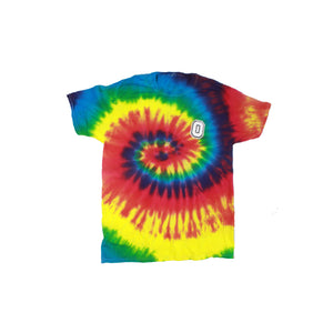 OTW Rainbow Tie-Dye Shirt - OTW Threads denim streetwear