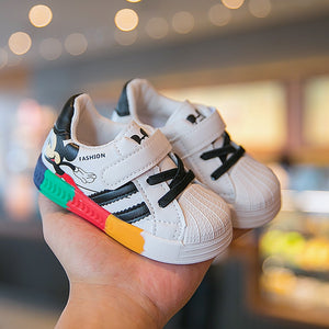 new baby shoes boys sneaker white shoes