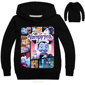 Sweatshirts for Girls Long Sleeve Hoodies