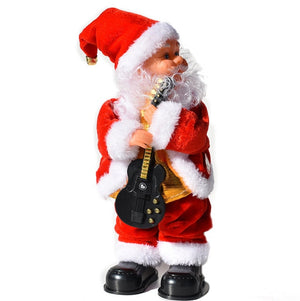 Twisted Wiggle Hip Twerking Christmas Santa Singing Electric Toy