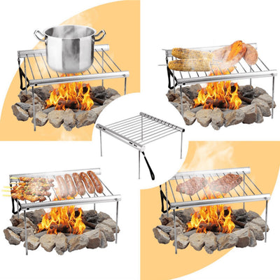 GoGrill™ Ultra-Compact Adventure Travel Grill Bazoom Shop