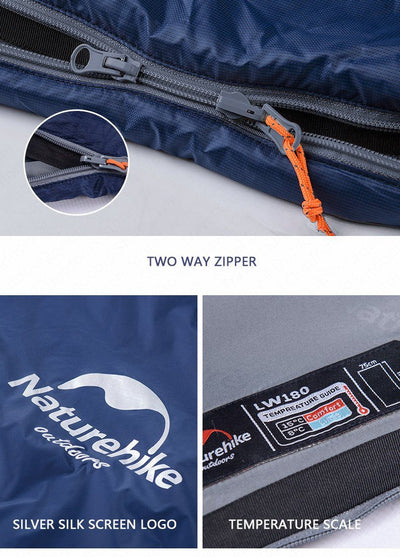 SleepBag™ | Ultra-Light Sleeping Bag (3 Seasons use) Bazoom Shop