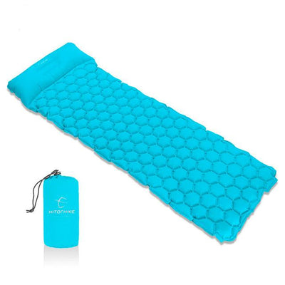 SLEEPMAT® - BEST OUTDOOR SLEEPING MATTRESS Wiio Light Blue