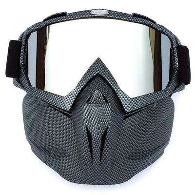 X-Mask| Riding Mask Waterproof Windproof Anti-Fog Bazoom Shop Snake