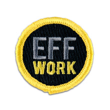 Eff Work Merit Badge