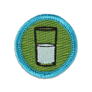 Optimism Merit Badge