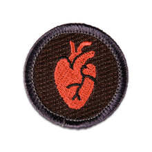 The Heart Merit Badge