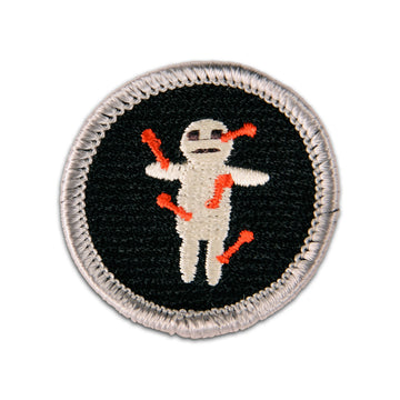 Voodoo Doll Merit Badge