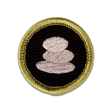 Breathe Merit Badge Set of 3