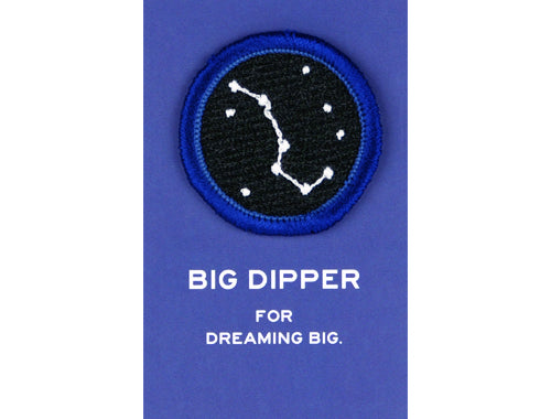 Big Dipper Merit Badge