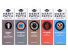 Midnight Hour Merit Badge Set of 5