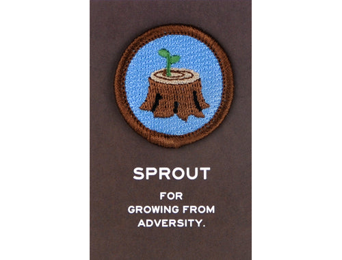 Sprout Merit Badge
