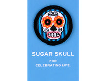 Sugar Skull Merit Badge
