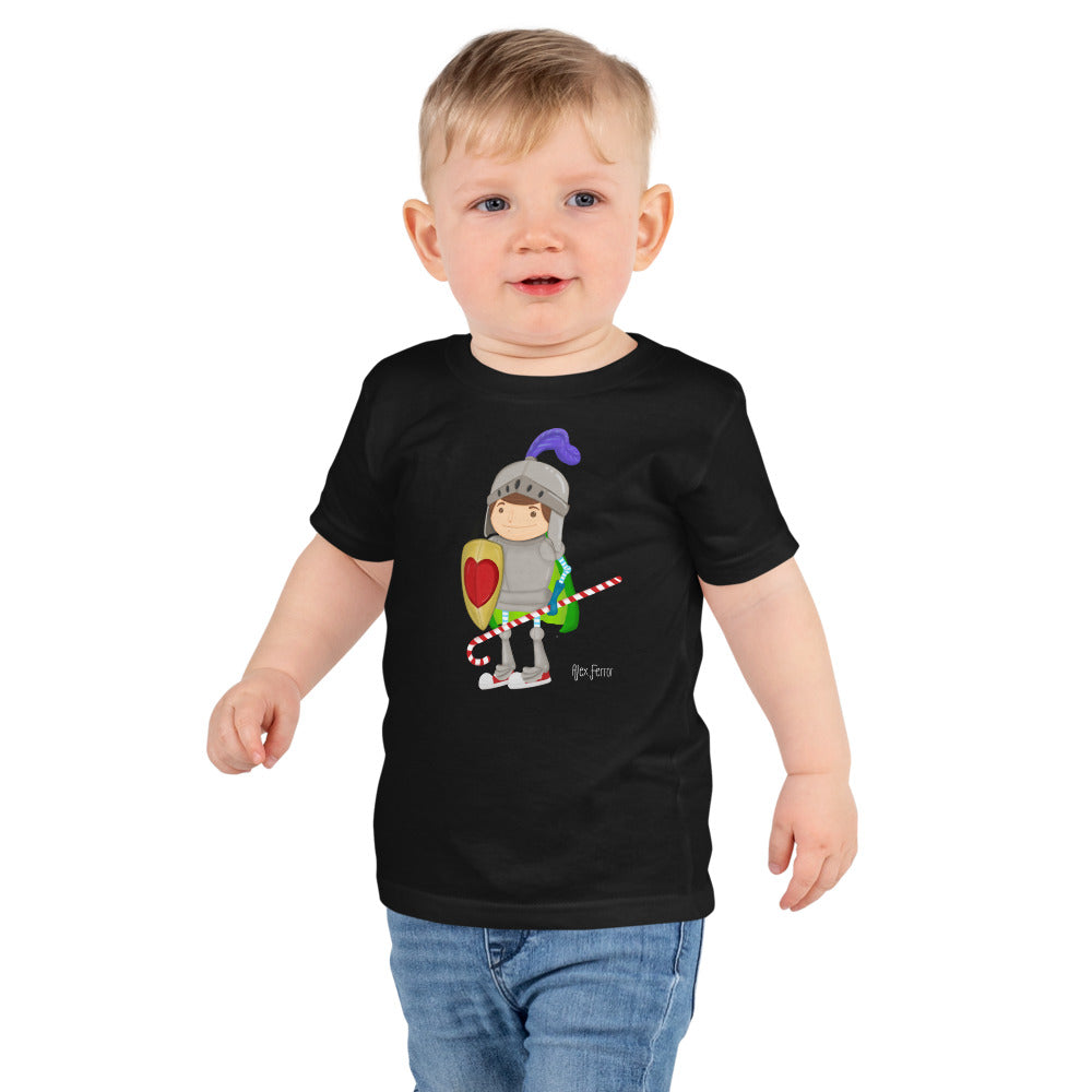 """The Sweet Soldier"" Kids T-shirt"
