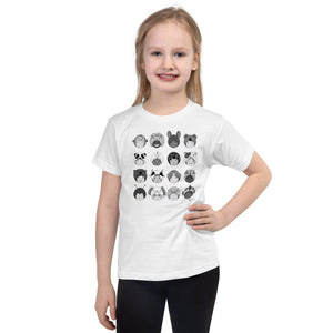 """Animal Hat Kiddos"" Unisex Kids T-shirt"
