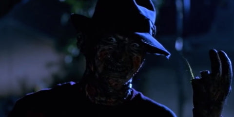 Freddy Krueger - Horror Movie