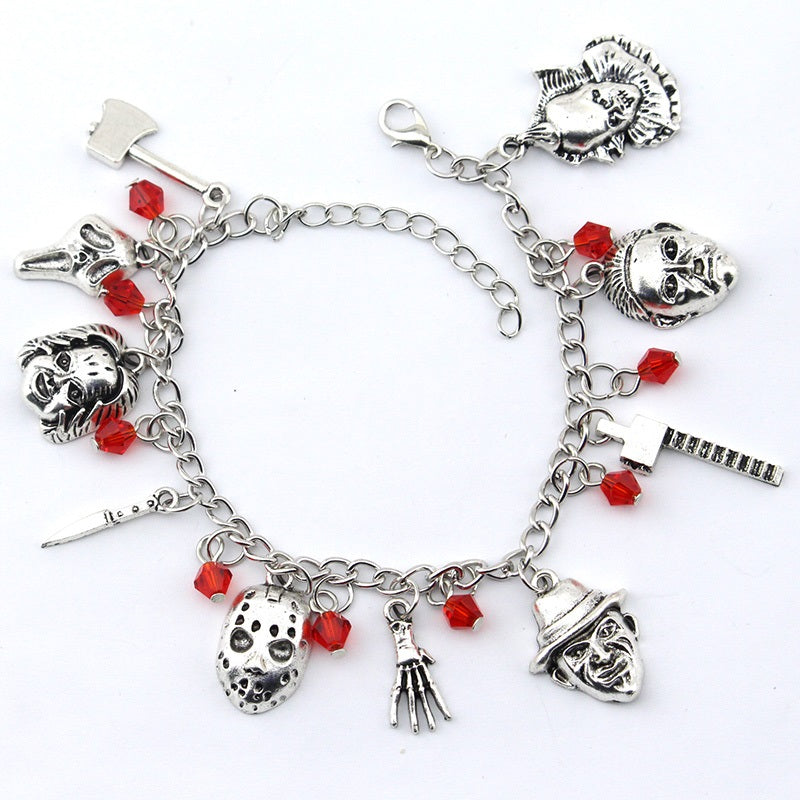 The Ultimate Horror Collector Bracelet