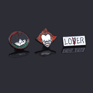 Pennywise Pin Collection