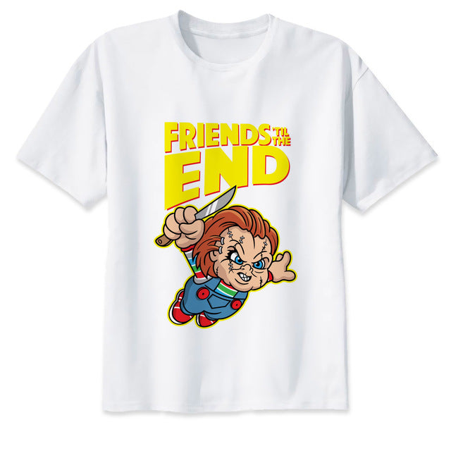 friends till the end t shirt