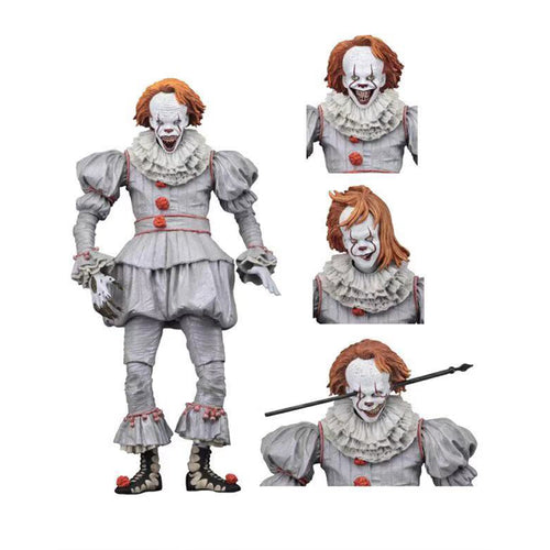 Pennywise scary doll