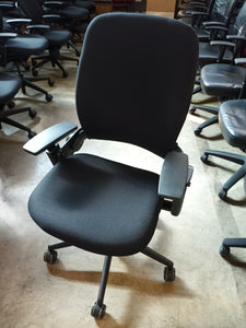 "Used - ""Steelcase"" Leap Desk Chairs"