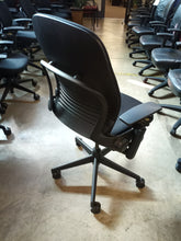 "Load image into Gallery viewer, Used - ""Steelcase"" Leap Desk Chairs"