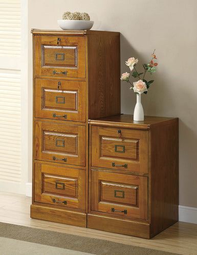 Palmetto Four-Drawer File Cabinet - OUT OF STOCK